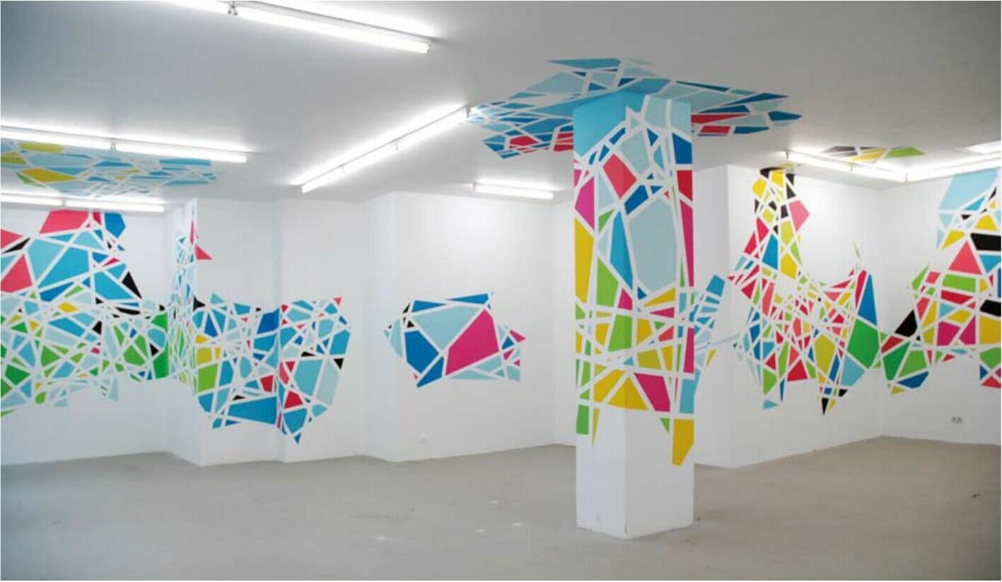 墙绘的七大优点 深圳3D立体画 深圳墙绘 手绘墙画彩绘公司 深圳绘华